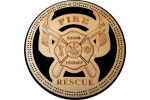 Fire & Rescue 2 Track Cribbage Board