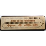 A Day in the Fish House Cribbage Board