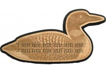 Loon Cribbage Board