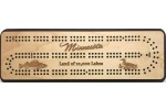 Minnesota Travel 2 Track (Land of 10,000 Lakes) Cribbage Board